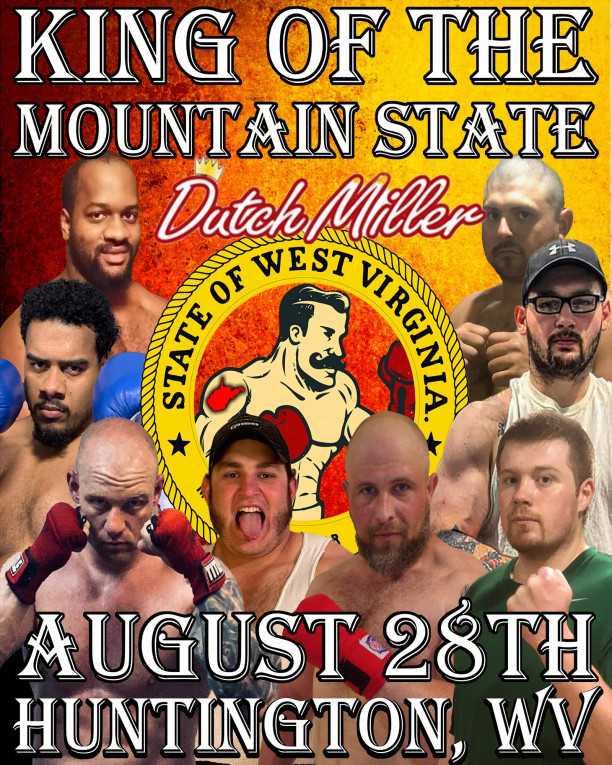2021 King of WV Round 2 Live on Combat Sports Now