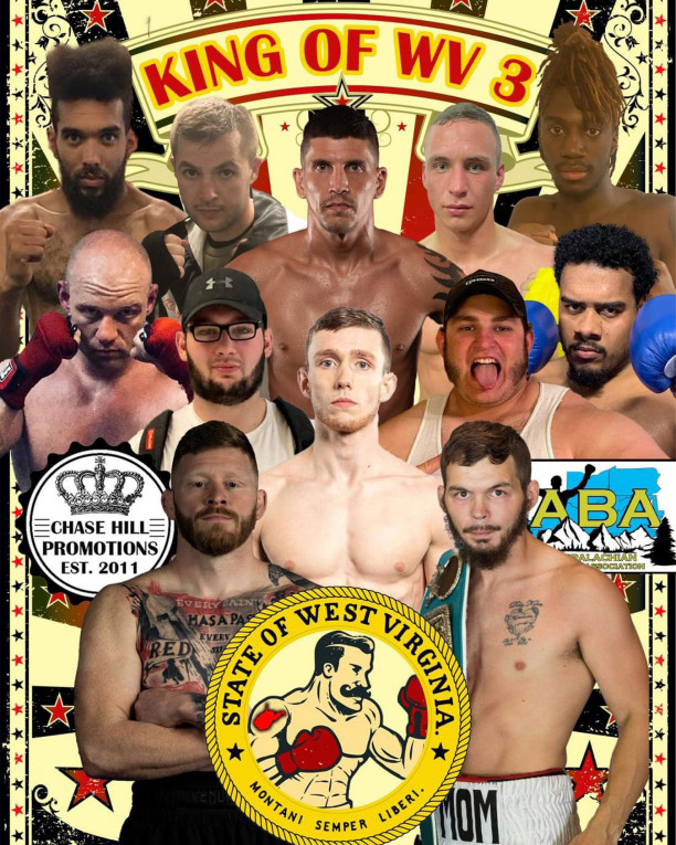 Watch King of WV Round 3  Live On PPV and On Demand!