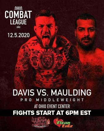 Watch Ohio Combat League 8 MMA Returns To Ohio Live On PPV and On Demand!